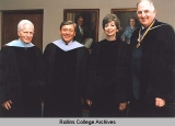Rollins Presidents Celebrate the Innauguration of Dr. Rita Bornstein