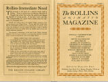 Rollins College Animated Magazine 1928