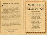 Rollins College Animated Magazine 1930