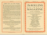 Rollins College Animated Magazine 1932