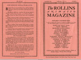 Rollins College Animated Magazine 1934