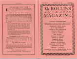 Rollins College Animated Magazine 1935