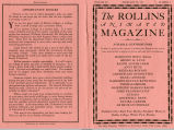 Rollins College Animated Magazine 1938