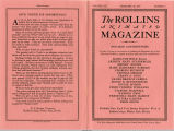 Rollins College Animated Magazine 1939
