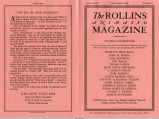 Rollins College Animated Magazine 1940