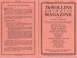 Rollins College Animated Magazine 1941