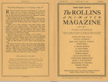 Rollins College Animated Magazine 1946