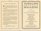 Rollins College Animated Magazine 1948