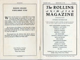 Rollins College Animated Magazine 1951