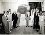 Rollins College Commemorative Plaque Dedication Ceremony