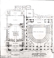 Annie Russell Theatre Construction Blueprints from March 1931