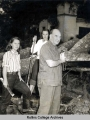 Clearing Debris After the Hurricane of 1944