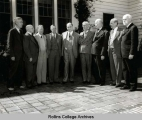 Yale '94 Reunion, Saturday, March 13, 1948 at the home of Hamilton Holt