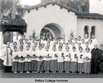 Chapel Choir of 1935 - 1936