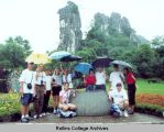 Rollins Group at Camel's Rock in 2001
