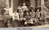 First Football Team, 1904