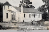 New Hope Missionary Baptist Church Postcard