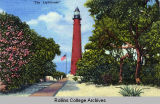 Ponce Inlet Lighthouse Postcard