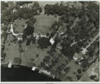 Aerial View of George Opdyke's Residence in Winter Park, Fla.